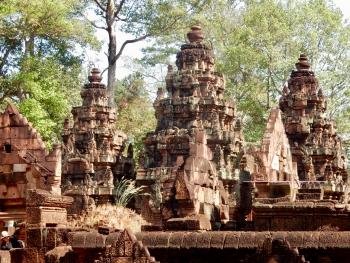 Banteay Srei, 10th century, SIem Reap