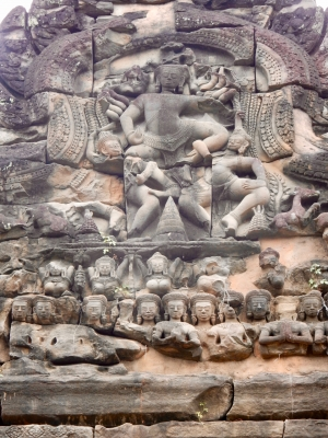 Banteay Samre, 12th century, Siem Reap