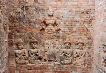 Prasat Kravan, 10th century, Siem Reap