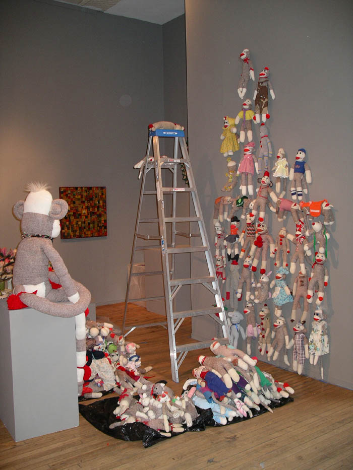 The Sock Monkey Experience - The Outsider Art Pages
