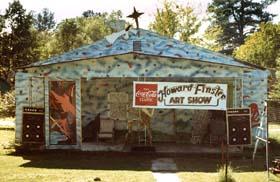 Howard Finster Art Show