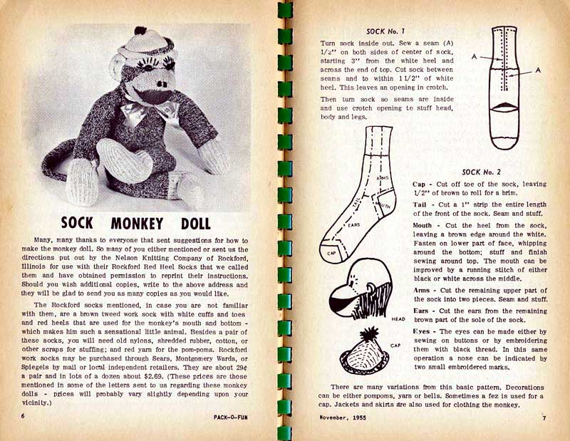 The Sock Monkey Experience The Outsider Art Pages