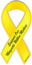 Support Our Magnetic Ribbon Makers