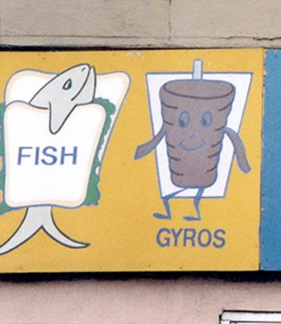 gyrfish