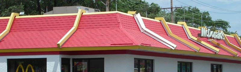 The Mansard McDonalds