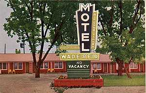 Roadside Art: Vintage Motels