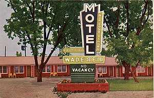 Wade Reid Motel